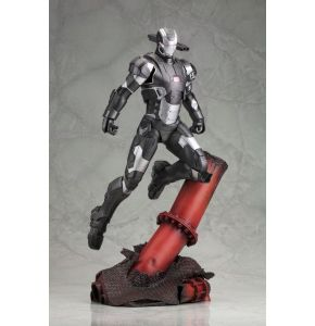 Marvel Iron Man 3 Movie War Machine ArtFx Statue