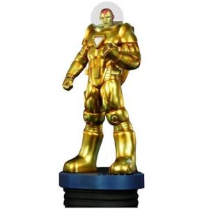Iron Man Hydro Armor Statue Exclusive