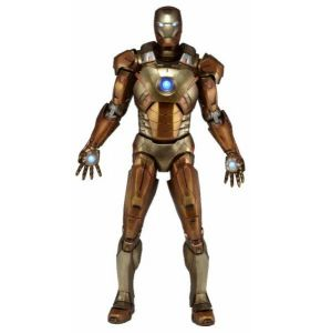 Iron Man Mark XXI Midas Armor 1/4 Scale Figure