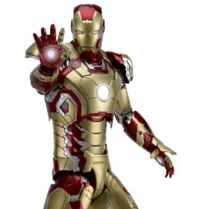 Marvel Iron Man 3 Mark XLII 1/4 Scale Figure