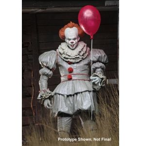 IT Ultimate Pennywise Action Figure - 2017 Movie