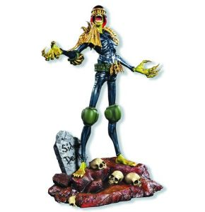 Judge Dredd Judge Death 1/4 Scale Statue