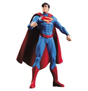 Justice League Superman New 52 Action Figure