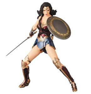 Justice League MAFEX No.060 Wonder Woman Action Figure