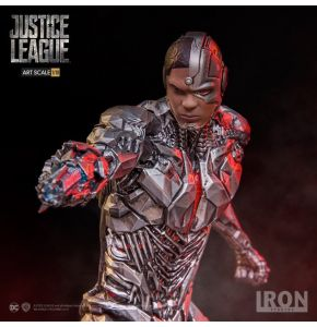 Justice League Movie Cyborg 1/10 Art Scale Statue