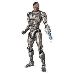 Justice League Cyborg MAFEX No.063 Action Figure