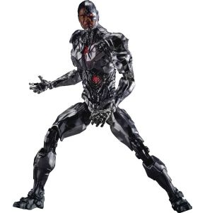 Justice League Dynamic 8ction Heroes DAH-008 Cyborg PX Figure