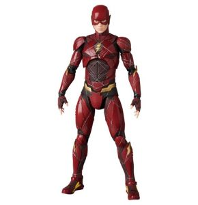 Justice League MAFEX No.058 The Flash Action Figure