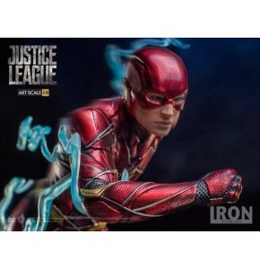 Justice League Movie The Flash 1/10 Art Scale Statue