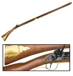 Kentucky Long Rifle Non-Firing Replica