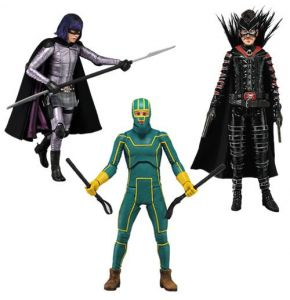 Kick Ass 2 Figure 7In Series 1 Set