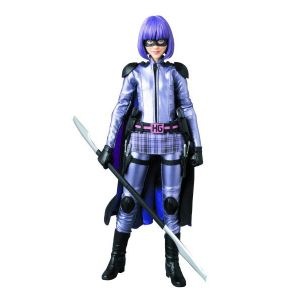 Kick Ass 2 Hit Girl Real Action Hero RAH 1/6 Scale Figure
