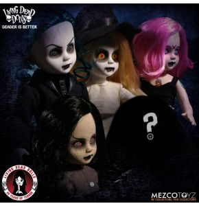 Living Dead Dolls 20th Anniversary Dolls Set