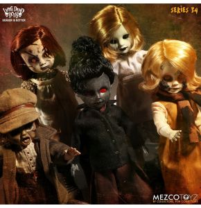 Living Dead Dolls Series 34 Set of 5