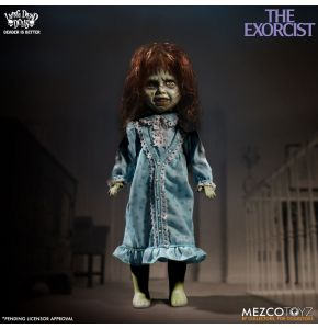 Living Dead Dolls The Exorcist Regan MacNeil Doll