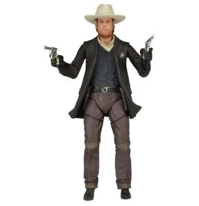 The Lone Ranger Series 2 Unmasked Lone Ranger Action Figure