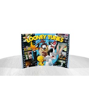 Looney Tunes StarFire Prints Curved Glass