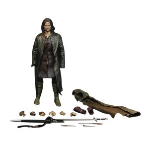 Lord of the Rings Aragorn 1/6 Scale Slim Version Action Figure