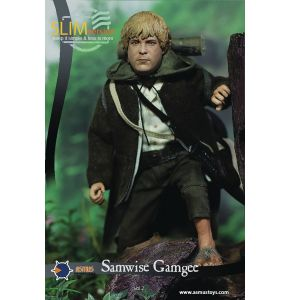Lord of the Rings Sam Slim Series 1/6 Scale Action Figure