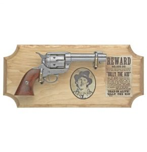 "Billy the Kid ""Fast Draw"" Non-Frining Revolver Set"