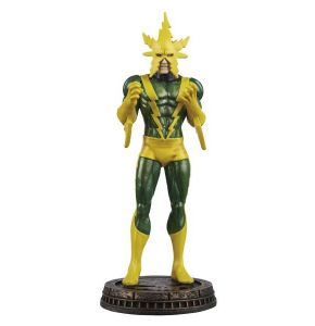Marvel Chess Fig Coll Mag #13 Electro Black Pawn
