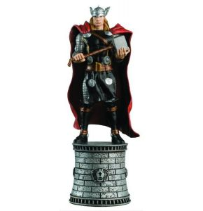 Marvel Chess Fig Coll Mag #8 Thor White Bishop