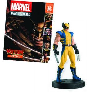Marvel Fact Files Special #2 Wolverine