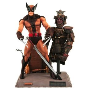 Marvel Select Wolverine Brown Edition Action Figure