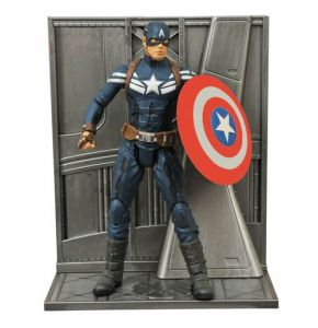 Marvel Captain America 2 Winter Soldier Stealth Action Figure