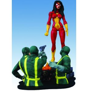 Marvel Select Spider-Woman Figure