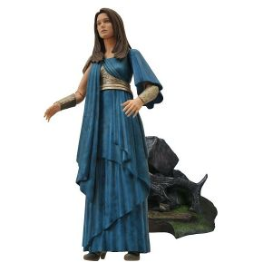 Marvel Select Thor 2 Jane Foster Movie Action Figure