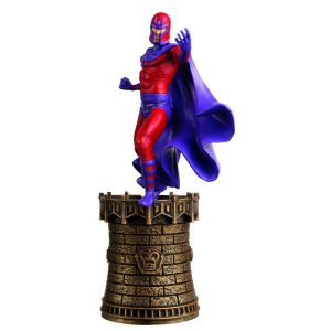 Marvel Chess Fig Goll Mag #39 Magneto Black King