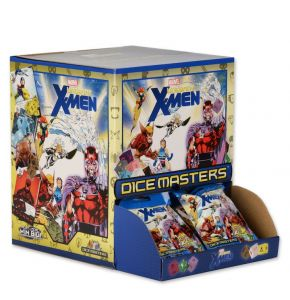 Marvel Dice Masters Uncanny X-Men Dice Building 90-Ct Display