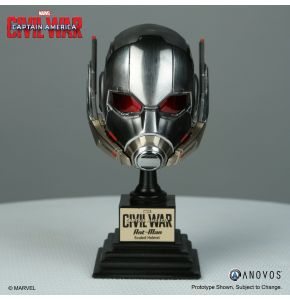 Marvel Armory Collection Ant-Man Civil War 1/3 Scale Replica Helmet