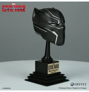 Marvel Armory Collection Black Panther Civil War 1/3 Scale Helmet