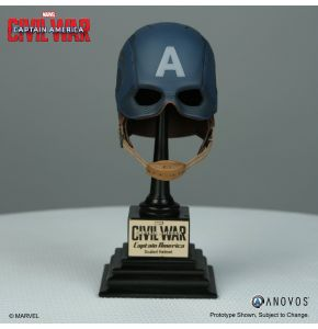Marvel Armory Collection Civil War Captain America 1/3 Scale Helmet