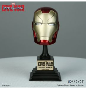Marvel Armory Collection Iron Man Civil War 1/3 Scale Replica Helmet