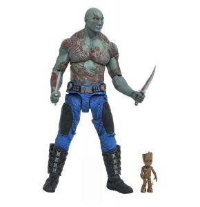 Guardians of the Galaxy 2 Drax & Baby Groot Action Figures