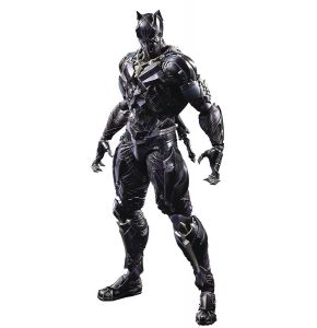 Marvel Universe Variant Play Arts Kai Black Panther Action Figure