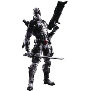 Marvel Universe Variant Play Arts Kai Deadpool X-Force Action Figure