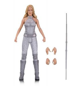 DCTV Legends Of Tomorrow White Canary Action Figure