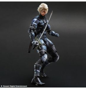 Metal Gear Solid 2 Play Arts Kai Raiden Figure