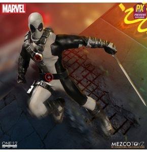 One:12 Collective Marvel X-Force Deadpool PX Action Figure