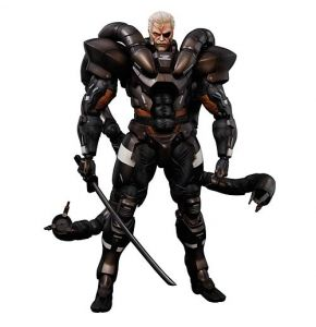 Metal Gear Solid 2 Play Arts Kai Solidus Snake Figure