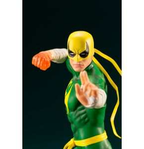Marvel The Defenders Iron Fist ArtFX+ Statue