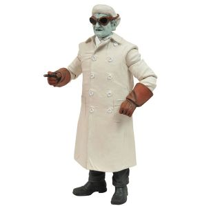 Munsters Select Hot Rod Grandpa Action Figure