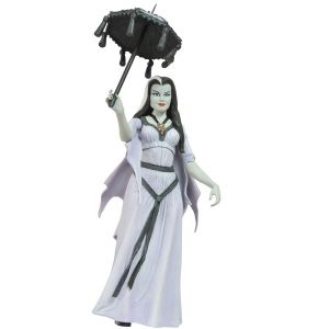 Munsters Select Raceway Lily Action Figure
