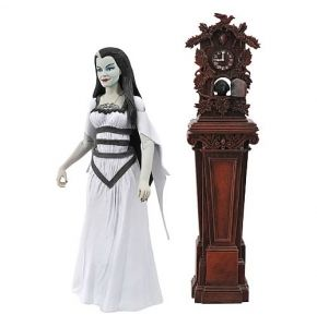 Munsters Select Series 1 Lily Munster Action Figure