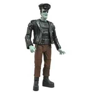 Munsters Select Hot Rod Herman Action Figure