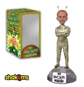 My Favorite Martian Uncle Martin Shakems Bobble Head